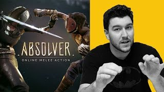 Absolver - An Online Fighting Adventure...Sort Of