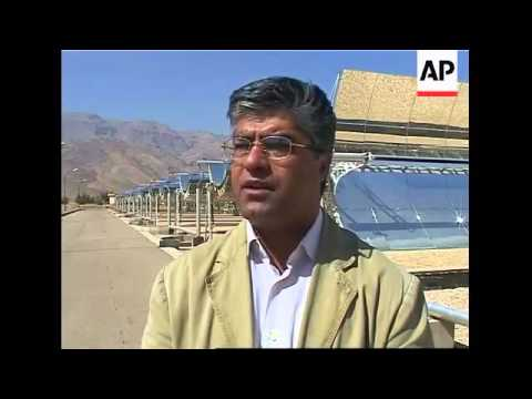 Solar Energy in Iran