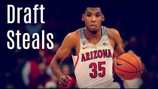 7 Steals for the 2018 NBA Draft