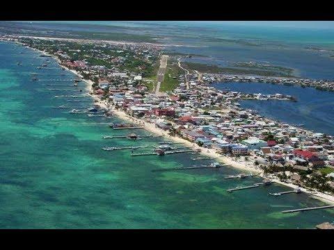 Ciudades de Belice & Gran San Salvador Centroamérica