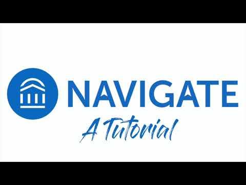 Navigate Student Training Video - Pepperdine University