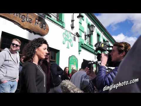 Top Gear Matt Lebanc / Chris Evans in Dingle Ireland