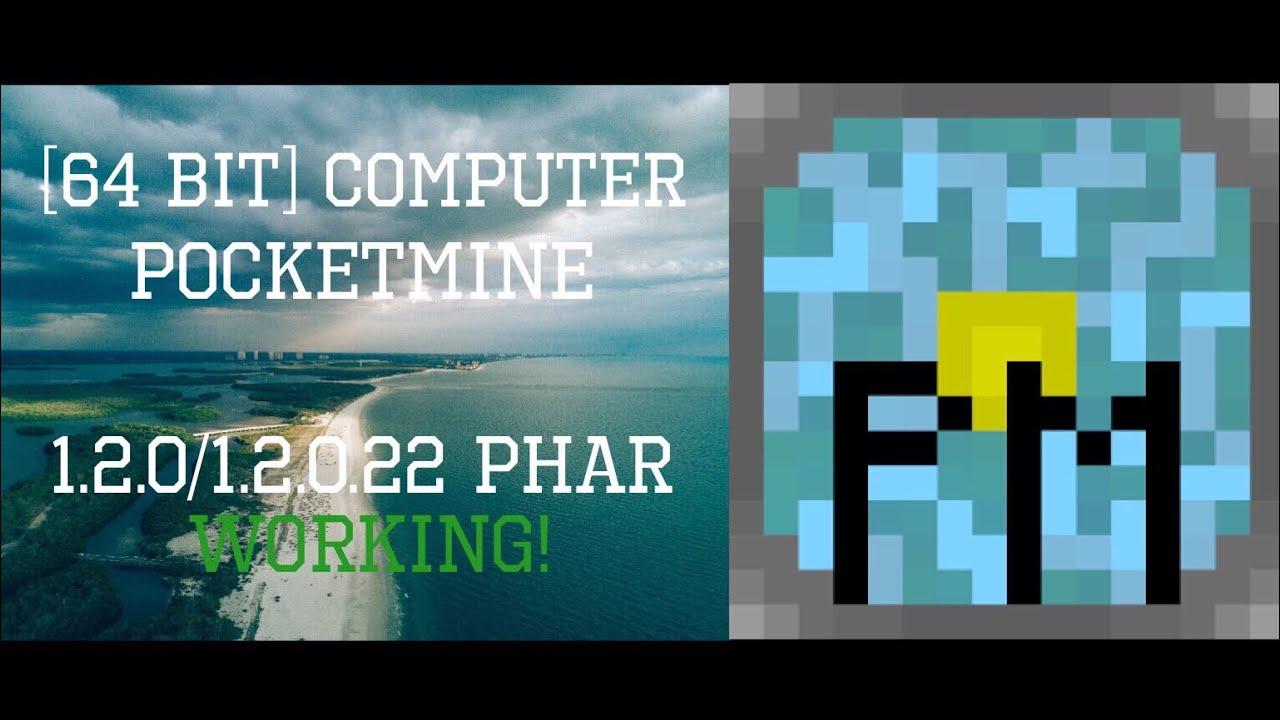 Скачать pocketmine mp на компьютер