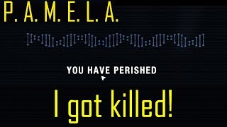 P.A.M.E.L.A. Gameplay Ep 9 Pt 5  Exploring Arcadia