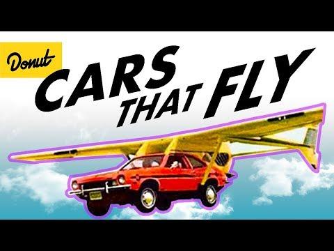 The Bizarre History of Flying Cars   WheelHouse
