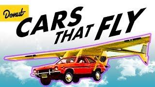 The Bizarre History of Flying Cars | WheelHouse