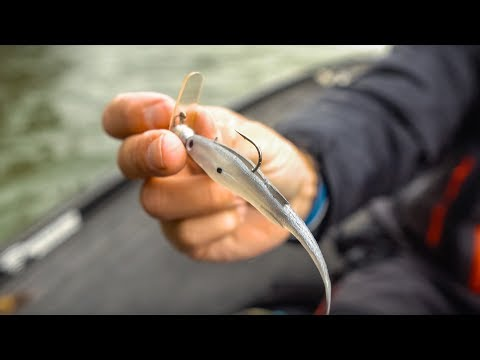 How To Fish A Finesse Scrounger
