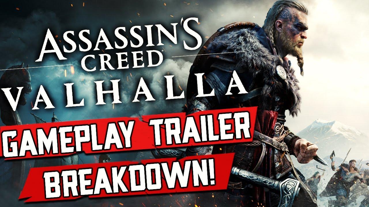 Assassin S Creed Valhalla Gameplay Trailer Breakdown Xbox Series