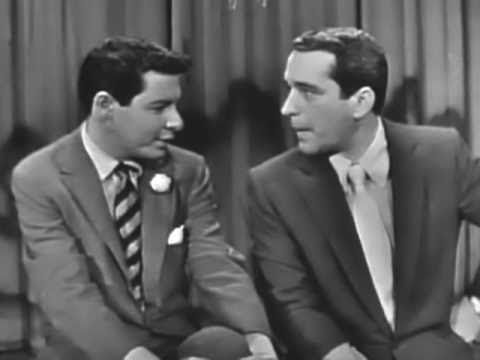 Perry Como with Eddie Fisher  1956