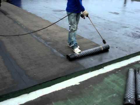 Roof Waterproof ระบบกันซึมหลังคา