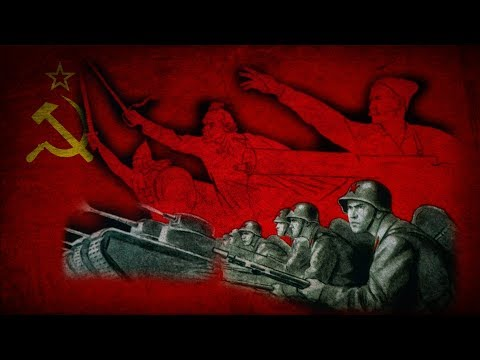 One Hour of Soviet Marches
