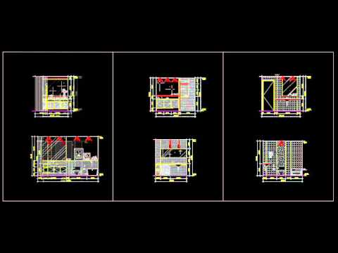 【autocad Block】toilet Design Template Youtube