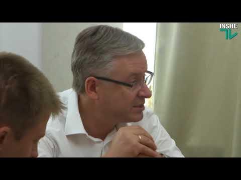 Директор Николаевводоканала   о коллекторах на Лесковой, Богородичной и адмирала Макарова