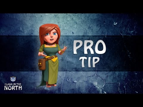 Clash Of Clans | Pro Tip: How To Use Wall Breakers