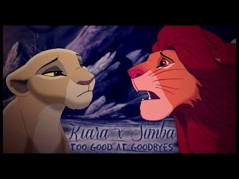 Kiara x Simba「TOO GOOᗪ ᗩT GOOᗪᗷYᕮS」Crossover Part.3 - 동영상