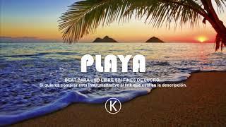 🔥 Instrumental Reggaeton Dancehall Tropical Beat 🌴 ''PLAYA'' by knel