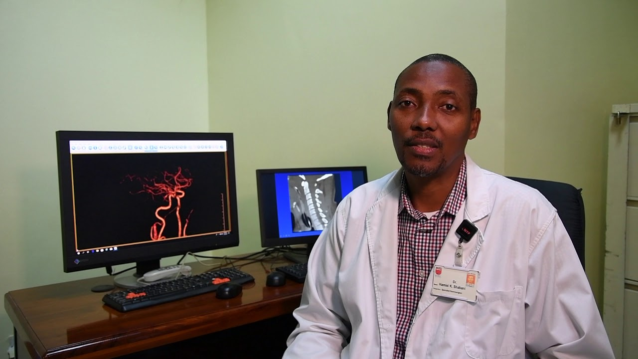 Dr Hamisi Shabani: The Weill Cornell Medicine Neurosurgical Mission in  Tanzania