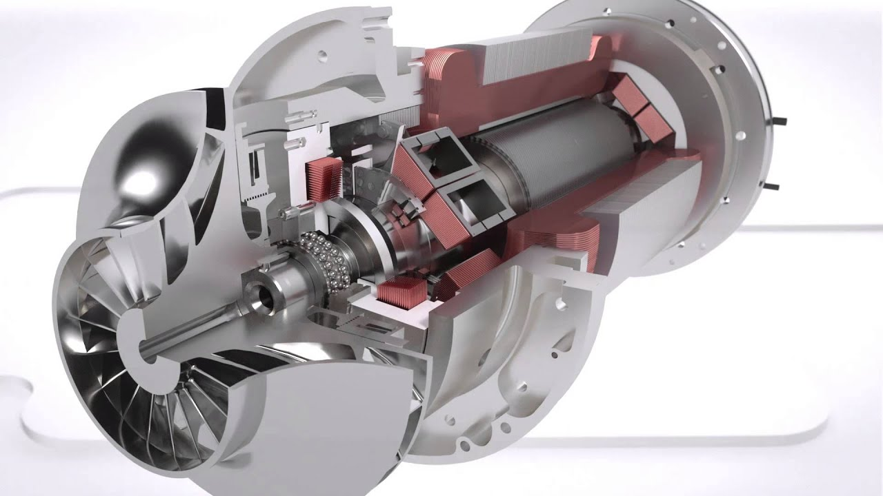 Skf Solutions For Centrifugal Compressors In Chillers