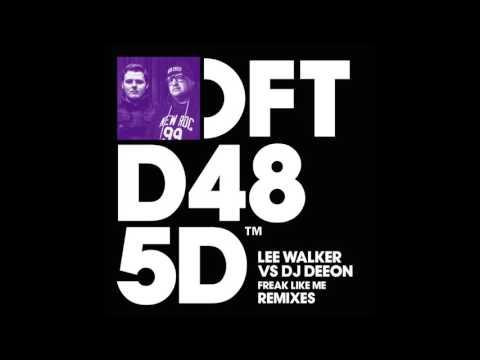 Lee Walker vs DJ Deeon 'Freak Like Me' (Armand Van Helden Remix)