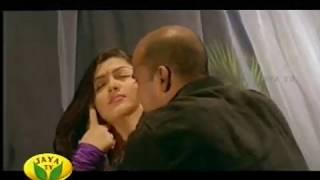 hot romance kushboo with Thalaivasal vijay