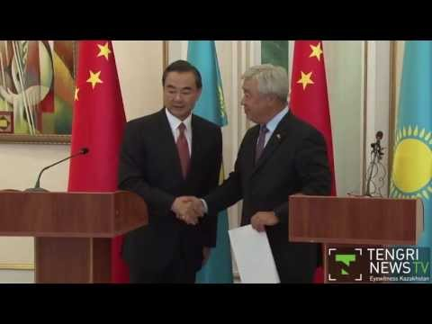 China makes statement on transborder rivers it shares with Kazakhstan