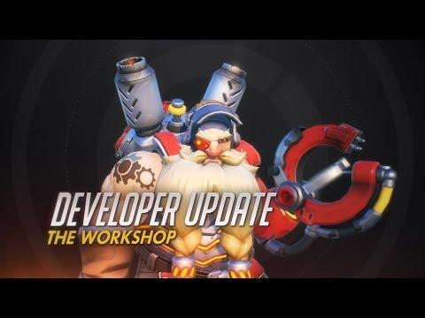 Atualização de Desenvolvimento   Apresentando A Oficina   Overwatch