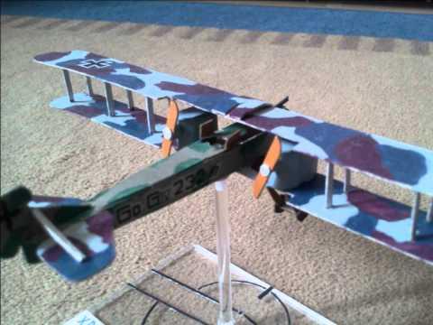 Wings of War WW1 Bomber Mittelmächte
