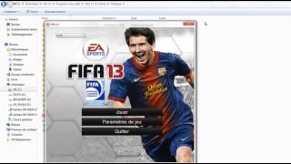 AD2:how to change max settings graphic:fifa 13