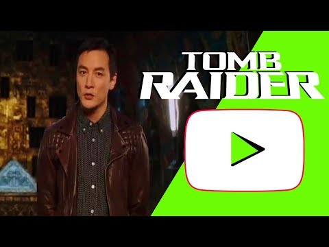 Tomb Raider - A Special Look with Daniel Wu