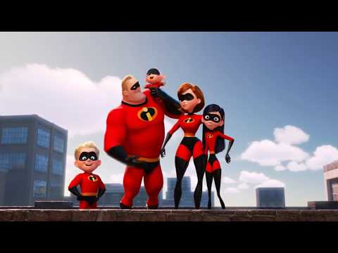 Incredibles 2 Funniest Moments Happy Birthday Songs