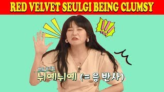 Red Velvet Seulgi Being Clumsy
