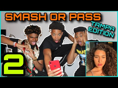 HILARIOUS SMASH OR PASS ( TAMPA EDITION )