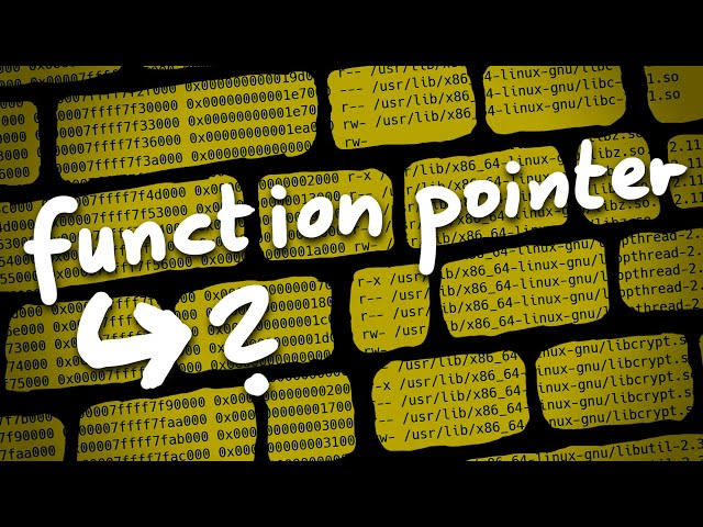 Can we find function pointers to exploit the heap?