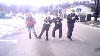 gangnam style lovcen( cetinje)