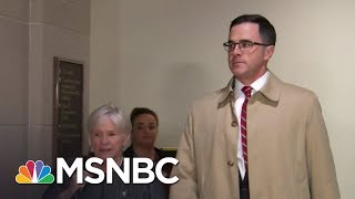 House Releases Transcripts Of Testimony From Timothy Morrison And Jennifer Williams | MSNBC