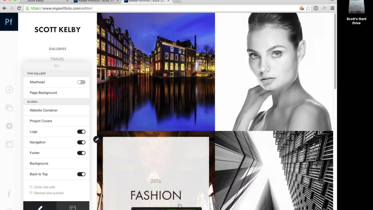 How to Get a Professional-Looking Online Portfolio For Free!