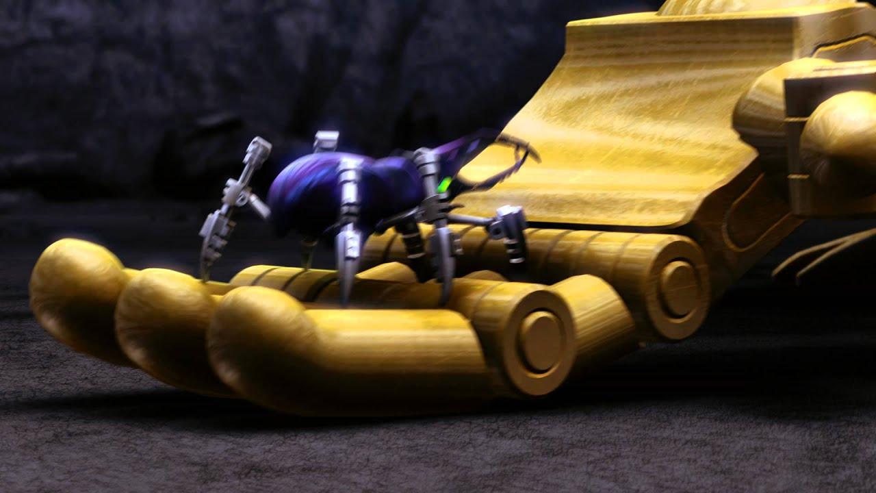 Бионикл: Легенда Возрождается - Трейлер