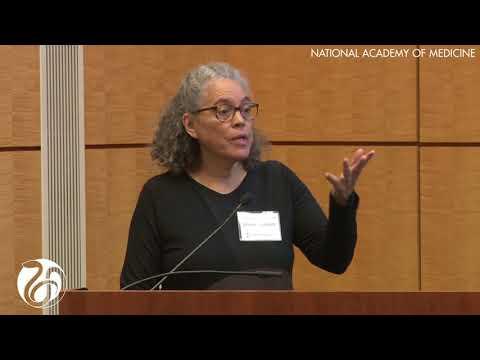 11/9/2017 - Keynote Address: Advances Toward Health Equity