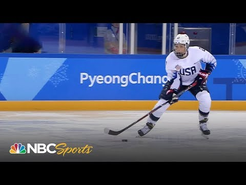 Full Highlights From USA Vs Canada Women's Hockey Game | NBC Sports