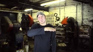 Distant Lands: Gav Roberts - Spitting in the Steel