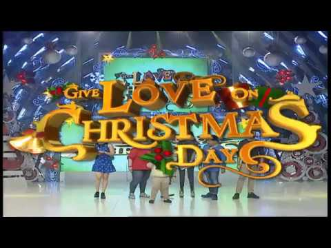 Give Love On Christmas Day | December 18, 2017