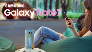 Обзор Samsung Galaxy Note7