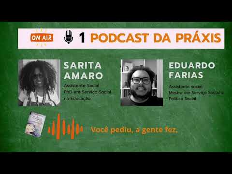 Podcast 1 - Sarita entrevista Eduardo Farias