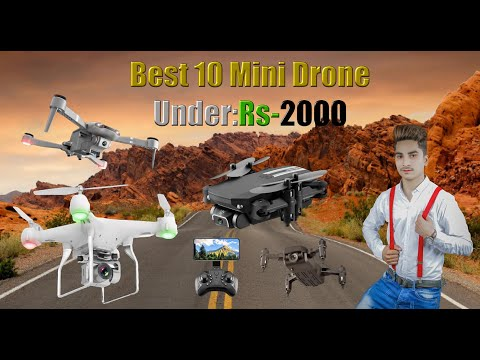 Фото Best 10 Mini Drone Camra Under || Rs: 2000