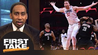 Stephen A. Smith on NBA altercations: They simply cannot happen | First Take | ESPN