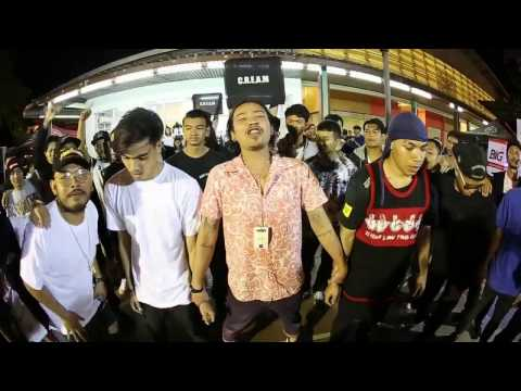 Bboy and rap UNSKILL vol.1