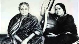 MS Subbulakshmi Radha Viswanathan Dhano Dhanya Pushpa Bhara Bengali Dwijendralal Roy