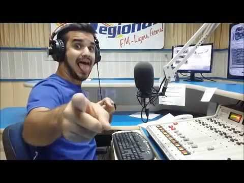 ABERTURA PROGRAMA DE RÁDIO - Locutor: Matheus Augusto