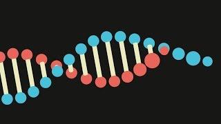 DNA-Strang von Form-Ebenen - Adobe After Effects tutorial