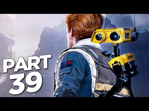 SLAEJAX BOSS in STAR WARS JEDI FALLEN ORDER Walkthrough Gameplay Part 39 (FULL GAME)